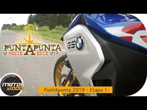 BMW Motorrad PuntApunta 2019 | Etapa 1