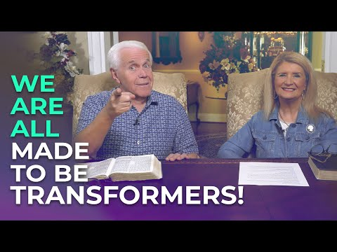 Boardroom Chat: We Are All Made To Be Transformers!  Jesse & Cathy Duplantis