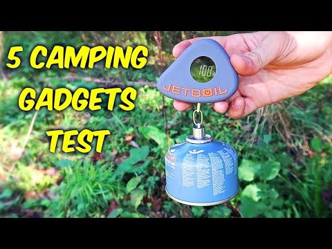 5 Camping Gadgets put to the Test - Part 7 - UCe_vXdMrHHseZ_esYUskSBw