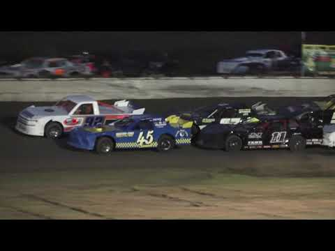 Pro Class A-Feature at Mid Michigan Raceway Park, Michigan, on 10-02-2021!! - dirt track racing video image