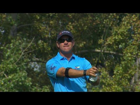 Top 10 shots of the 2018 PGA TOUR Champions Regular Season