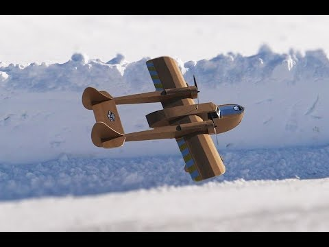 FT Sea Duck - Maiden flight in Arctic winter !! - UCz3LjbB8ECrHr5_gy3MHnFw