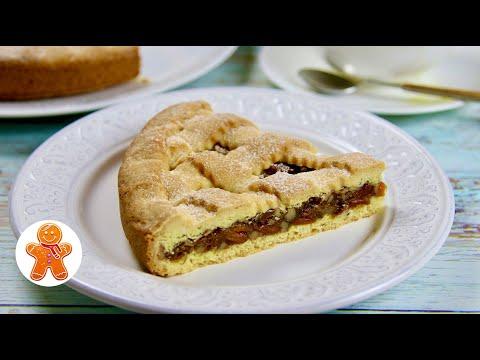 Итальянский пирог с необычной начинкой