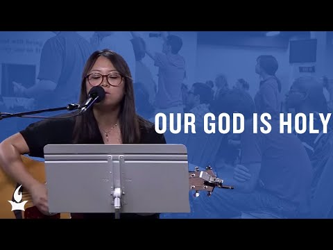 Our God Is Holy -- The Prayer Room Live Moment