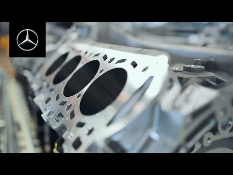 INSIDE AMG – Cylinders | Exclusive Insights Into the Development