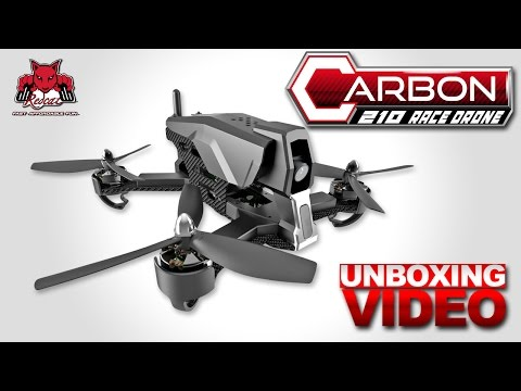 CARBON 210 unboxing by Redcat Racing - UCzvQ_89MScBaY_rXTofgfIw