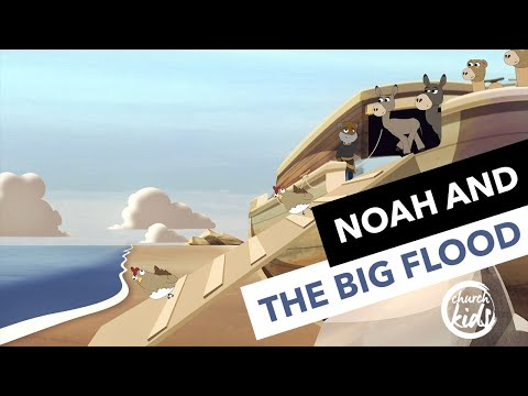 ChurchKids: Noah and the Big Flood