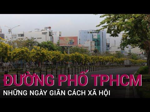 [Trực tiếp] Hình ảnh đường phố TPHCM ngày 9/8 | VTC Now