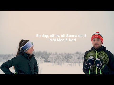 En dag ett liv ett Sunne del 3 - möt Moa och Karl