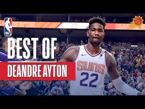 Best of DeAndre Ayton So Far This Season