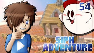 SiphAdventure : Un Noob sur ... ?! [1/?]   54 (ft. Arc111111) - Minecraft
