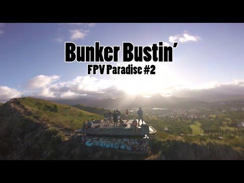 Bunker Bustin' // FPV Paradise Episode #2 // #TeamUSAFPV // Drone Worlds - UCPCc4i_lIw-fW9oBXh6yTnw