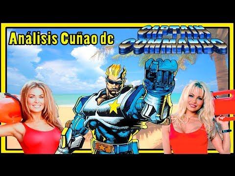 Análisis Cuñao de Captain Commando (Arcade)