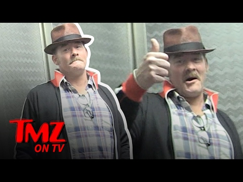 Black Man Gets White Penis In Transplant But David Koechner Says If It Works, Who Cares!   TMZ TV