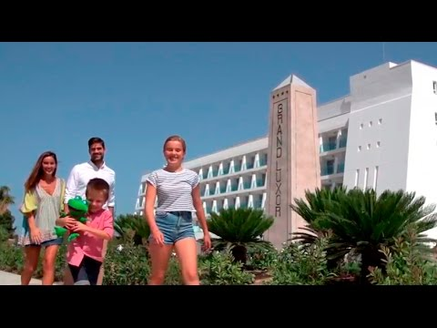 Grupo Santa-Maria - Hotel Grand Luxor. Blau Comunicación
