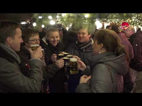 Kieler Weihnachtsmärkte mit Freunden erleben!