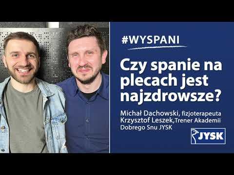 #WYSPANI odc. 4 Czy spanie na plecach jest najzdrowsze?    JYSK Polska