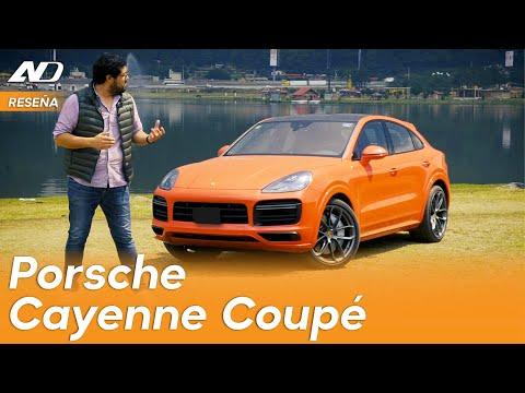 Porsche Cayenne Coupé ?? - Por fin alguien hizo bien la SUV Coupé ??