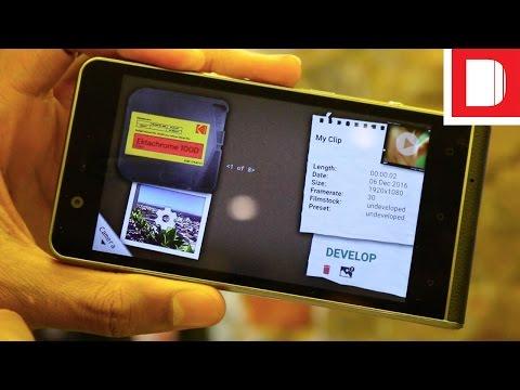 Kodak Unveils Its Ektra Smartphone At Pop-Up Kodakery Store