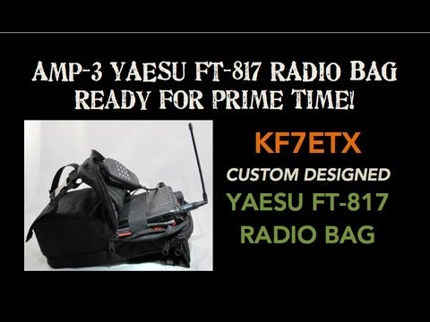 FT 817 RADIO BAG . . . Ready for prime time! - UCsvgoi3v6zshIIscDDXL2Hg