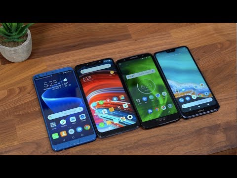 My Favorite Budget Phones 2018! - UCbR6jJpva9VIIAHTse4C3hw