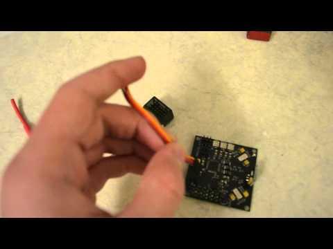Quadcopter Build v1.0 [Part 3] - UC3nuPVw7jCgDM5P6c2JceZg