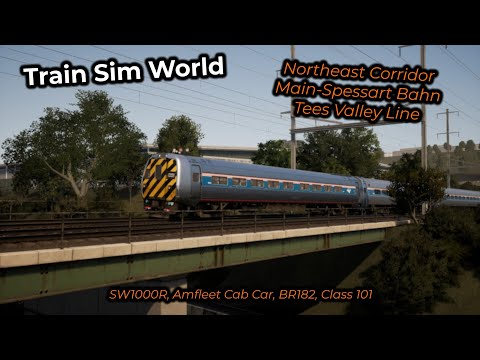 Train Sim World -- Livestream 29/06/2019