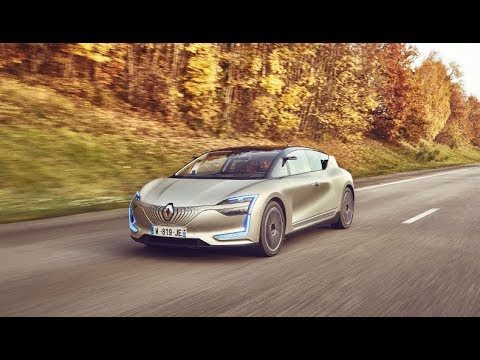 SYMBIOZ Demo car | Groupe Renault