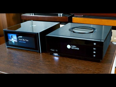 Сравниваем: NAIM Uniti Atom против NAD M10 #Soundex_review
