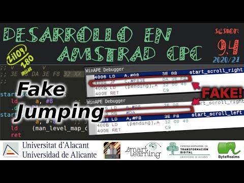 Fake jumping: una optimizacion mágica en código maquina [ #Z80 #ASM ]