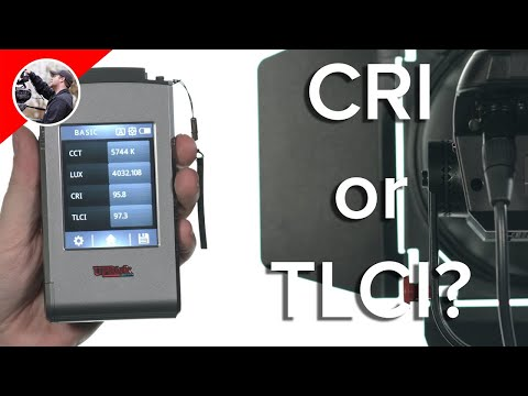 Measuring Light Quality - CRI or TLCI?
