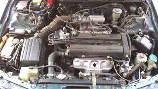 Integra engine bay walk around on