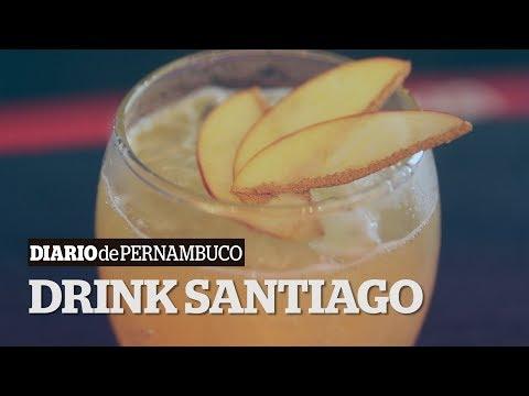 Drink da sexta: Santiago