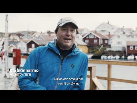 PÅ ÄVENTYR MED Ola Skinnarmo och Mitsubishi Motors