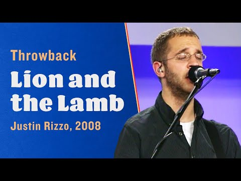 Lion and the Lamb -- The Prayer Room Live Throwback Moment