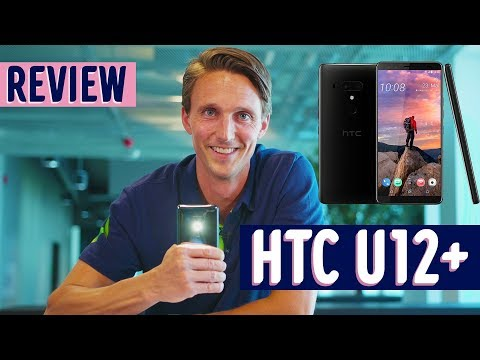 Review: HTC U12+