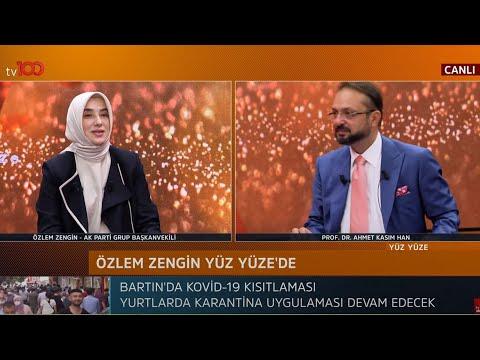 Özlem Zengin - Ahmet Kasım Han ile Yüz Yüze | 30 Temmuz 2020