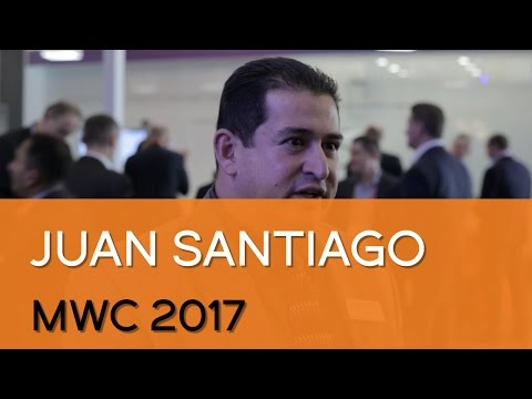 MWC 2017: Juan Santiago Interview