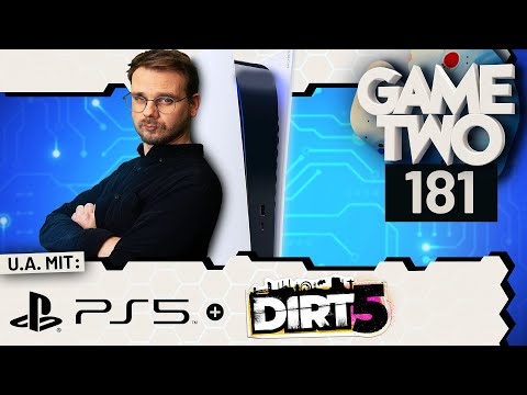Playstation 5 Preview, Dirt 5, Ghostrunner | Game Two #181