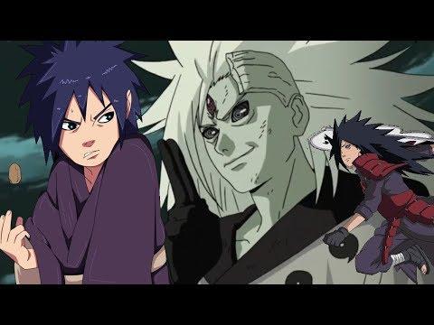 Madara Uchiha Power Levels Over The Years (Naruto Shippuden)