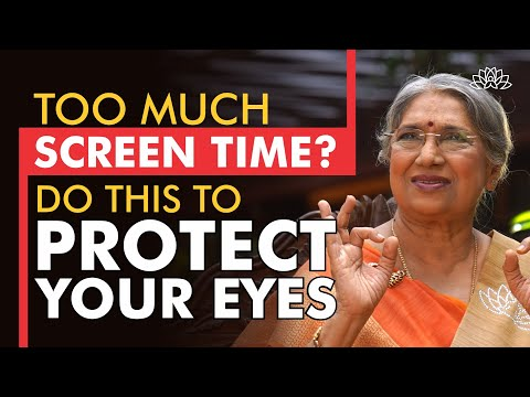 Useful Tips on How to Protect Your Eyes from Mobile Screen   Dr. Hansaji Yogendra