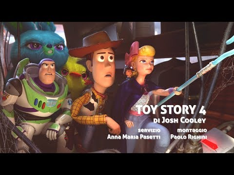 TOY STORY 4 di Josh Cooley