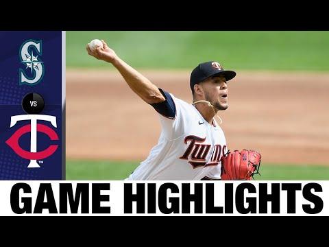 Mariners vs. Twins Game Highlights (4/8/21) | MLB Highlights