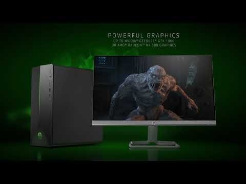 HP Pavilion Gaming Desktop PC | HP Gaming | HP
