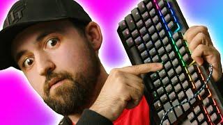 Joystick like CONTROL on a keyboard?! - Wooting two HE Analog