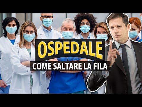 Come saltare la fila in OSPEDALE | avv. Angelo Greco