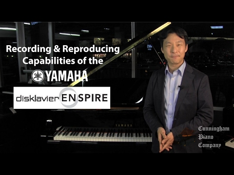 Recording and Reproducing Capabilities of the Yamaha Enspire