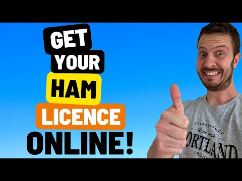 I passed my Technician Exam! Getting your Amateur Radio licence online using VEA