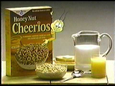 Honey Nut Cheerios Commercial