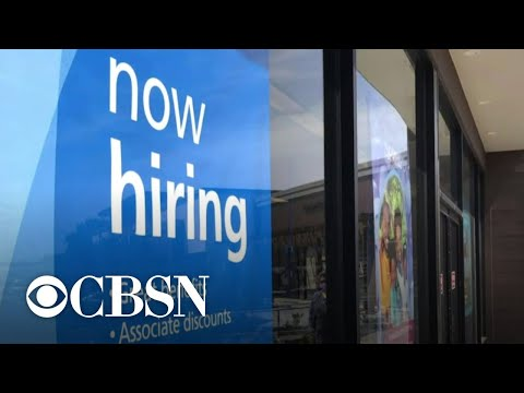Jobless claims fall for a second straight week